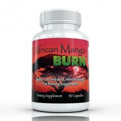 African Mango Burn, 30 capsules by vivid health nutrition AED212.00
