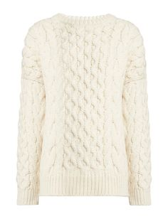 Joseph - cable sweater