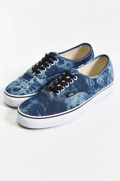 6f975cbcf8 Vans Authentic Acid Wash Mens Sneaker - Urban Outfitters Skateschuhe