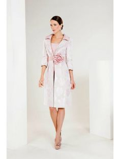 Misty Lane by BenMarc 2pc Church Dress with Duster Jacket 13509 at