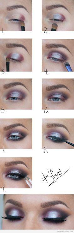 Gorgeous makeup DIY