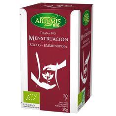 Tisana Bio Menstruación - Mussaplants