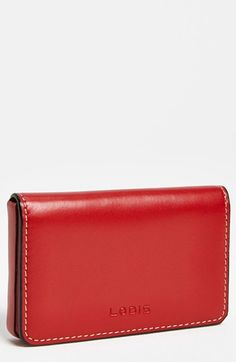 Lodis Mini Card Case   Nordstrom - $35 (I used this for my card wallet for 8 years and I just now need a new one.)