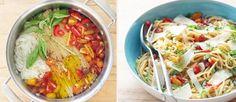 Alles aus einem Topf! Wir haben für euch fixe One Pot Pasta Rezepte zum Nachkochen und Genießen.