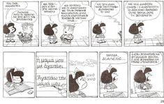 Comics : Mafalda - The Fables' Habitat
