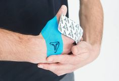 Daumen Tapeanleitung | TRUETAPE.de Finger, Health, Blog, Health Care, Fingers, Blogging, Salud