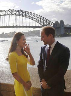 Kate Middleton Photos - The Royal Couple Visit the New Zealand Police College - Zimbio
