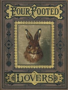 vintage books ~~ this was from 1875 by
