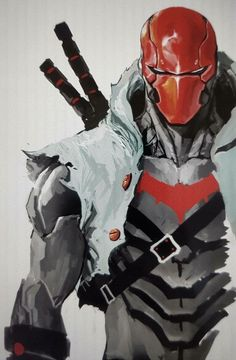 RedHood-One of my all time favorite characters of the entire Marvel Universe Comic Book Characters, Comic Character, Comic Books Art, Fantasy Characters, Character Concept, Comic Art, Nightwing, Arte Dc Comics, Dc Comics Art