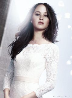 Jen, she's so pretty!