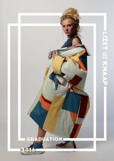 LIZET VAN DER KNAAP GRADUATION 2016 3d Prints, Fabric Manipulation, Feminine, Textiles, Knitting, Crochet, Van, Collection, Women's