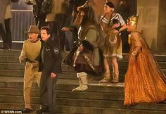 RWF ::: NIGHT AT THE MUSEUM 3: Secret of the Tomb (2014) ::: Teddy Roosevelt