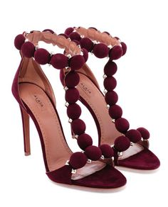 I would literally do anything for these Alaia shoes...