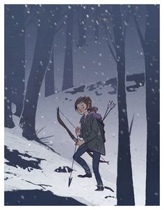 Some Ellie fanart in celebration of #outbreakday Thanks to John Sweeney for the awesome crits with this one.http://sweeneyillustrates.blogspot.com