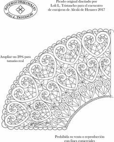 Lacemaking, Lace Patterns, Bobbin Lace, Embroidery, Cards, Ideas, Bobbin Lace Patterns, Chrochet, Hand Fans