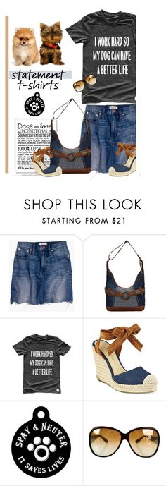 """""""True Story"""" by traceygraves ❤ liked on Polyvore featuring WALL, Madewell, b.o.c. Børn Concept, Ivanka Trump and Bottega Veneta"""