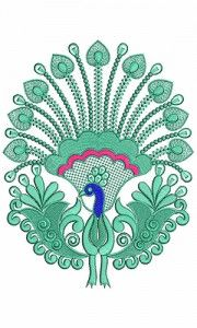 A design for raised paste? Peacock Embroidery Designs, Embroidery Motifs, Applique Embroidery Designs, Peacock Drawing, Peacock Art, Peacock Rangoli, Peacock Design, Cute Flower Drawing, Beautiful Rangoli Designs