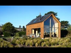Small and Tiny Homes Are Getting ... A Luxury Update - YouTube