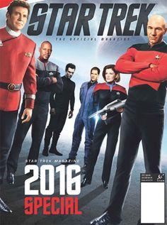 Star Trek Star Trek Magazine Special Edition 2016 Now Available