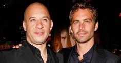 Vin Diesel speaks of Paul Walker and his daughter's birth.