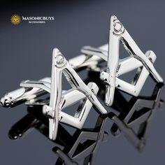 Select Gifts Masonic Tie Bar~Fremason Tie Slide Optional Engraved Keepsake Box