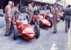 Monza 1961. Ferrari 156