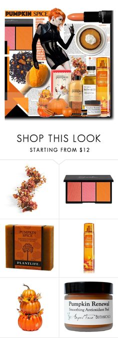 """""""Pumpkin Spice Beauty Products"""" by prigaut ❤ liked on Polyvore featuring 3 Concept Eyes, beautyproducts and pumpkinspice"""