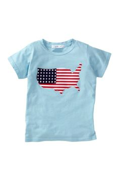 USA Map Tee (Baby, Toddler, & Little Boys) from HauteLook on Catalog Spree, my personal digital mall.