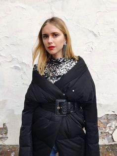 Pile it on! Pernille Teisbaek talks wintertime jewelry layering.