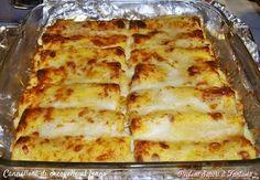 Seafood Recipes, Pasta Recipes, Cooking Recipes, Crespelle Recipe, Ricotta, Pasta Casera, Crepe Recipes, Food Humor, Healthy Breakfast Recipes