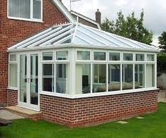 Image result for upvc conservatory bungalow