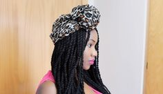 Kyss My Hair: My New Protective Style! Kinky/Senegalese Twists