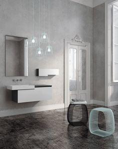 Mobiliário para casa de banho made by Norbanho - Linha Fonsys #italbox #waterprotect #norbanho