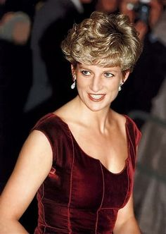 Lady Diana Spencer, our family connection.