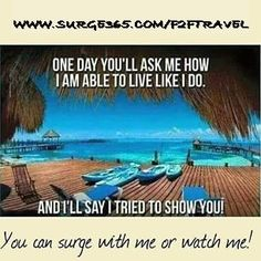 Join me - surge to be free