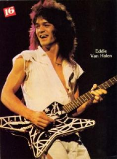 Eddie Van Halen Photo Mug Gourmet Tea Gift Basket
