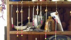 Artisan handmade bobbers  from Hen Brook Bobbers..