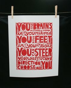 Dr Suess quote by tammie