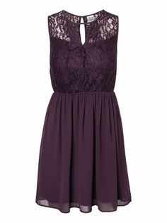 JOSEFINE LACE S/L DRESS Holiday Countdown contest. Pin to win the style!