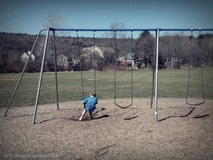 No One to Play With Today, via Flickr.