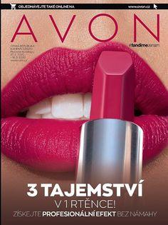 Avon Online, Jaba, Lipstick, Attraction, Lipsticks, Rouge