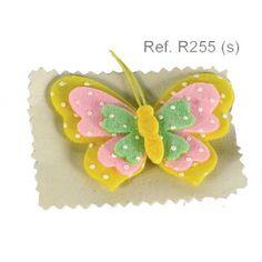 5decb527d Broche fieltro Mariposa colores surtidos. Alfileres y Complementos · Broches