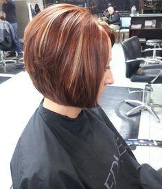 25 Short Haircuts and Colors – Latest Bob HairStyles Popular Short Hairstyles, Trendy Hairstyles, Medium Hair Cuts, Short Hair Cuts, Hairstyles Haircuts, Summer Hairstyles, Medium Hairstyles, Kelly Osbourne, Haircut And Color