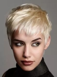 Winter 2011 Short Haircut Trends - The latest winter 2011 short haircut trends are characterized by an effortless, messy, natural feel. This season, short means, first of all very short,