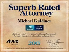 Official website of Michael Kuldiner Law Offices