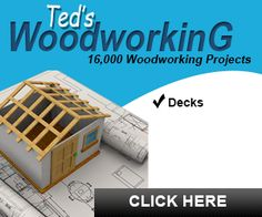 Top 5 Woodworking Projects You Can Start Right Now. Is it finally time for the yearly vacation? It's always very hard to wait for the vacation to take place but now it's finally here and you've hopefully got plenty of time for fun things. A very good thing with having a vacation is that you will have some time for woodwork plans that you haven't got time for when you're working. Have you got any woodwork plans that you would like to look closer into now when you're free from work?