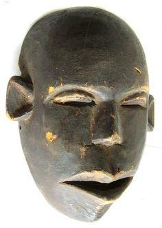 Makonde Mask by  Unknown Artist