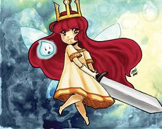 Child of Light by LunaDial on Etsy