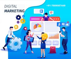 Euriq Technologies is a Digital Marketing Company in Chandigarh. Our aim is to promote your businesses digitally and provide you an innovative way of doing business. Social Media Marketing Companies, Digital Marketing Trends, Email Marketing Services, Seo Services, Content Marketing, Marketing Tactics, Marketing Training, Facebook Marketing, Online Marketing