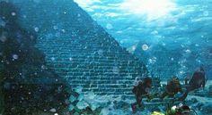 Découverte d'une grande pyramide sous-marine près du Portugal